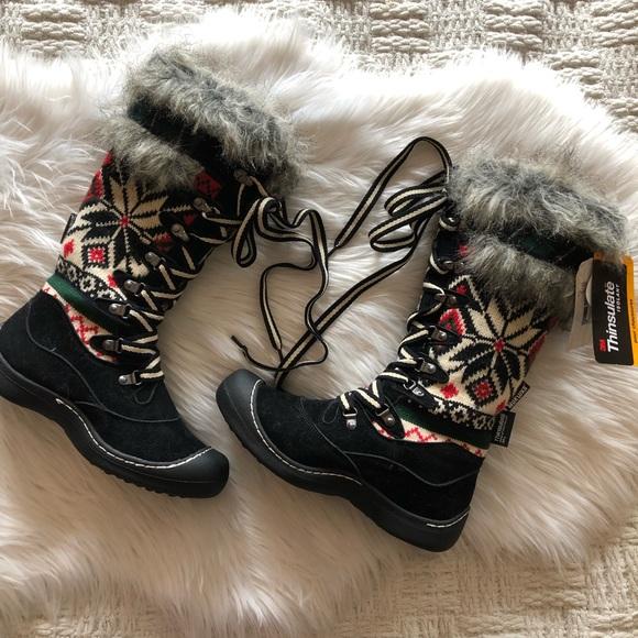 0029df5d911 Muk Luks Women's Gwen Snow Boot NWT